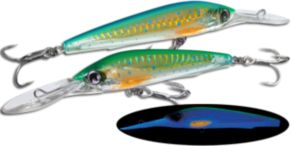 Yo-Zuri Sashimi 3D Magnum Deep Diver - Chameleon Dorado