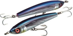 Yo-Zuri Sashimi Slider Metallic - Metallic Flying Fish