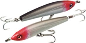 Yo-Zuri Sashimi Slider Metallic - Metallic Red Head