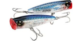 Yo-Zuri 3D Popper Floating - Blue Mackerel