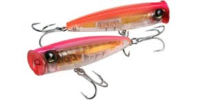 Yo-Zuri 3D Popper Floating - Pink/Orange