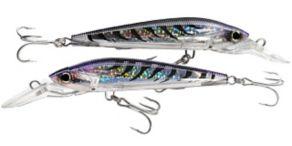 Yo-Zuri 3D Magnum Sinking - Purple Mackerel