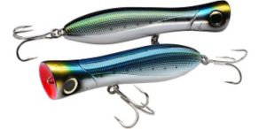 Yo-Zuri Bull Pop Floating - Chrome Sardine