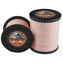 Marlin braid orange spot dacron melton international tackle for Dacron fishing line