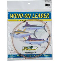 "Melton Tackle Custom ""Marlin"" Hard Mono Wind-On Leaders"