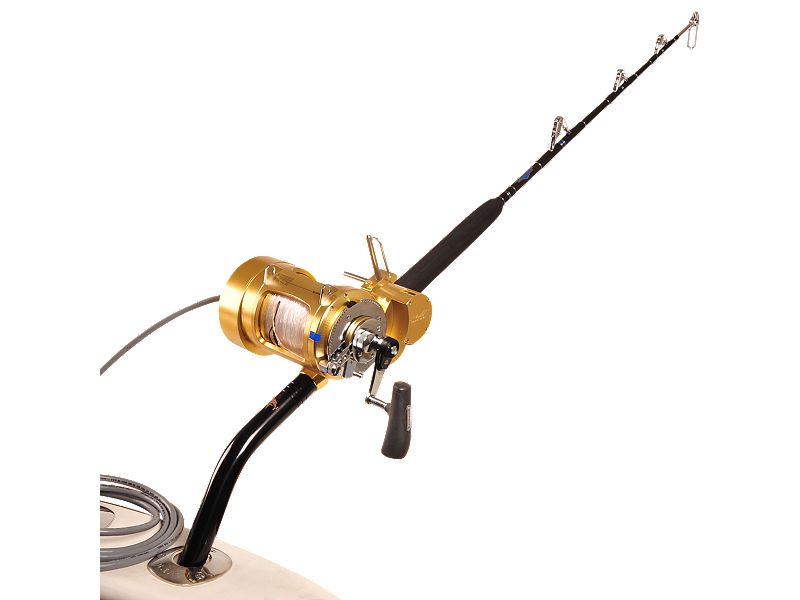 Hooker Electric w/Shimano Tiagra 80WA & Melton Tackle 80 Deep Drop Combo