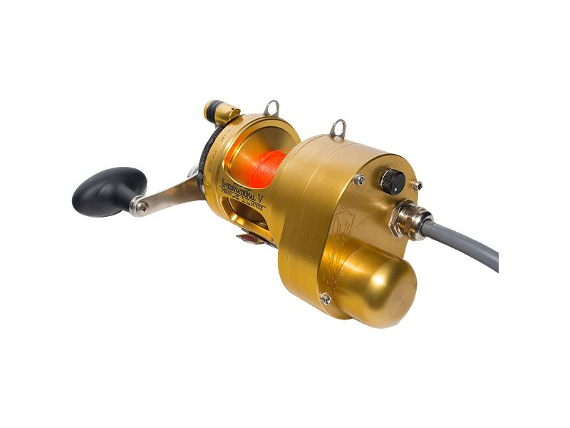 Hooker Electric Reel Drive Units