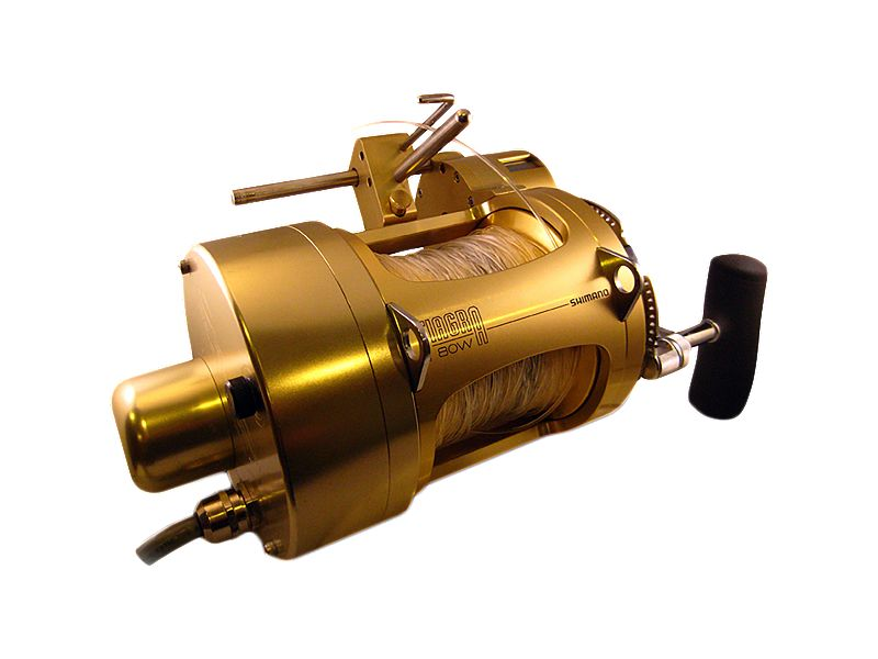 Hooker Electric Reel Drive Unit for Shimano Tiagra 80A/130A