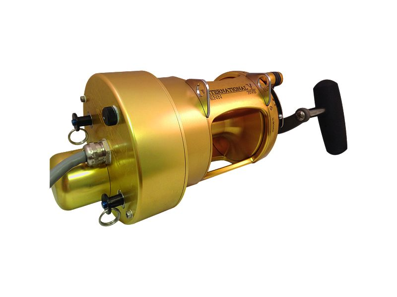Hooker Electric Reel Drive Unit for Penn International 70VSW/80VSW