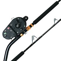 Kristal Fishing Reel and Melton Deep Drop Rod Combos
