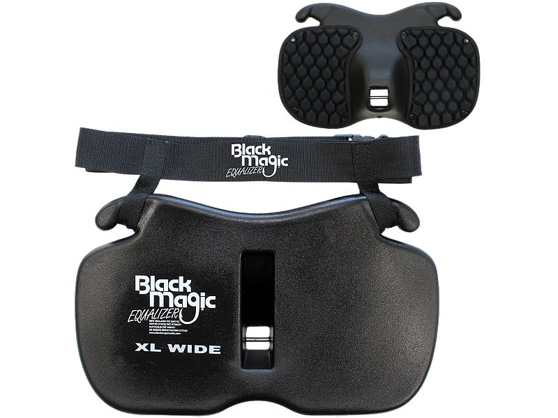 Black Magic Tackle Equalizer Fighting Gimbal Belt