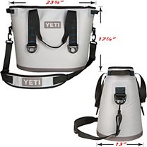Yeti Hopper 40 Quart Cooler