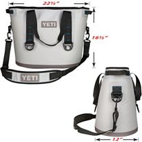 Yeti Hopper 30 Quart Cooler