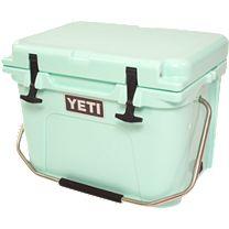Yeti Seafoam Coolers