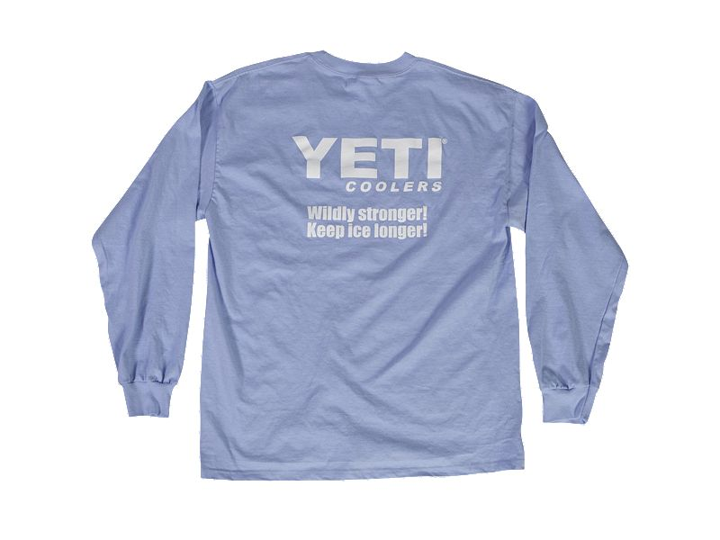 Yeti Long Sleeve Shirt