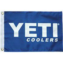 Yeti Outrigger Flag