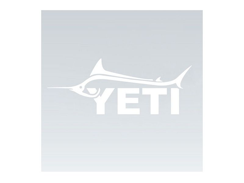 Yeti Sportsman's Decals