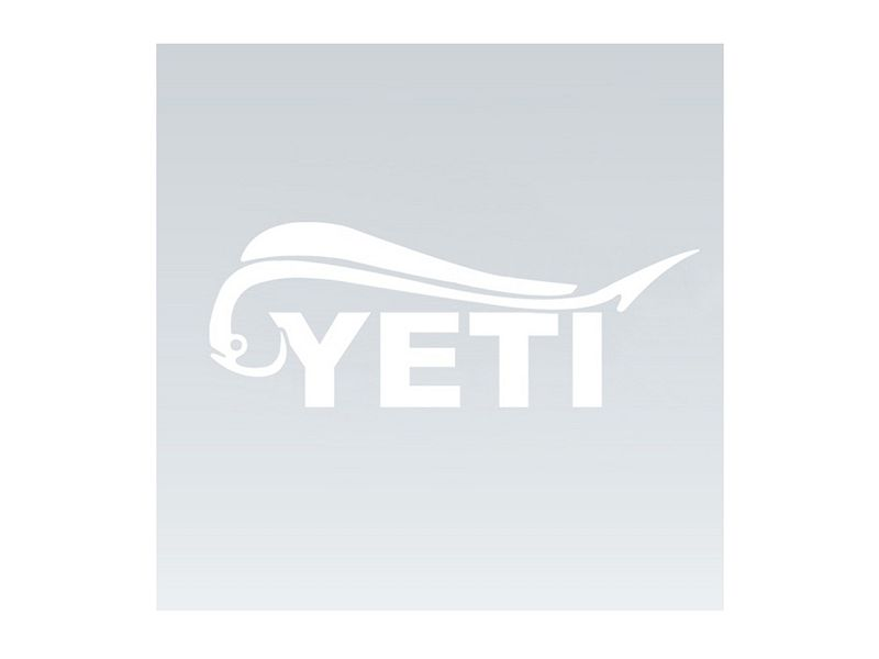 Yeti Sportsman's Decal