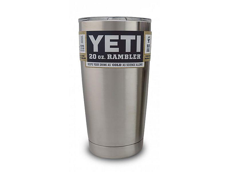 Yeti Rambler Tumbler 20oz