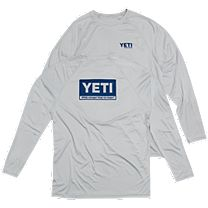 Yeti Sun Shirt Long Sleeve Shirt