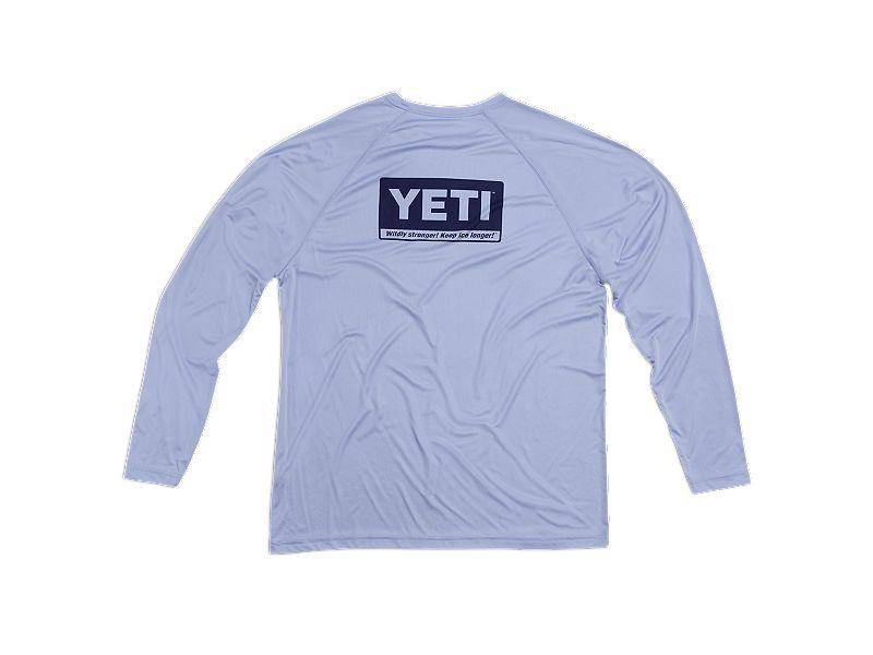 Yeti Sun Shirt Long Sleeve Shirt