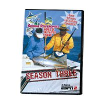"George Povermo's ""World of Saltwater Fishing"" DVDs"
