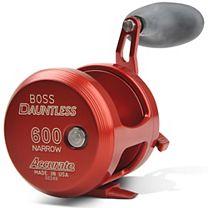 Accurate Boss Dauntless DX2-600N 2-Speed Reel