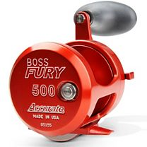 Accurate Boss Fury FX2-500 2-Speed Reel