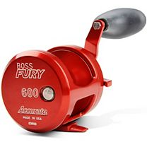 Accurate Boss Fury FX2-600 2-Speed Reel