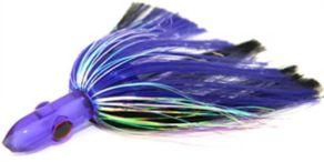 Squidnation Skirted Dredge Skullz - Black/Purple