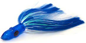 Squidnation Skirted Dredge Skullz - Blue/Crystal