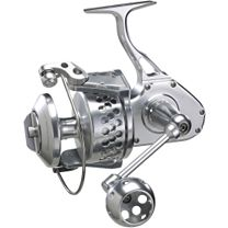 Accurate SR-30 TwinSpin Reel - Silver