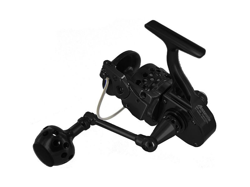 Accurate SR-20 TwinSpin Reel - Black
