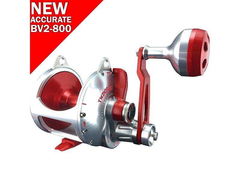 Accurate Valiant BV2-800 Reel