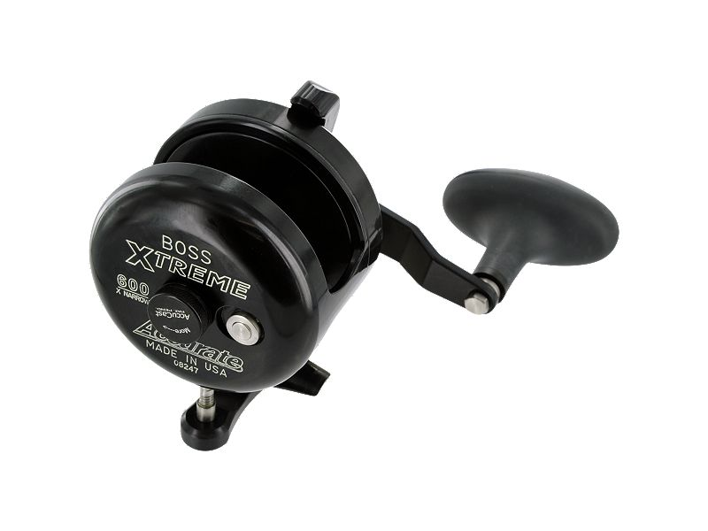 Accurate DPX2-600NND Dawg Pound Reel