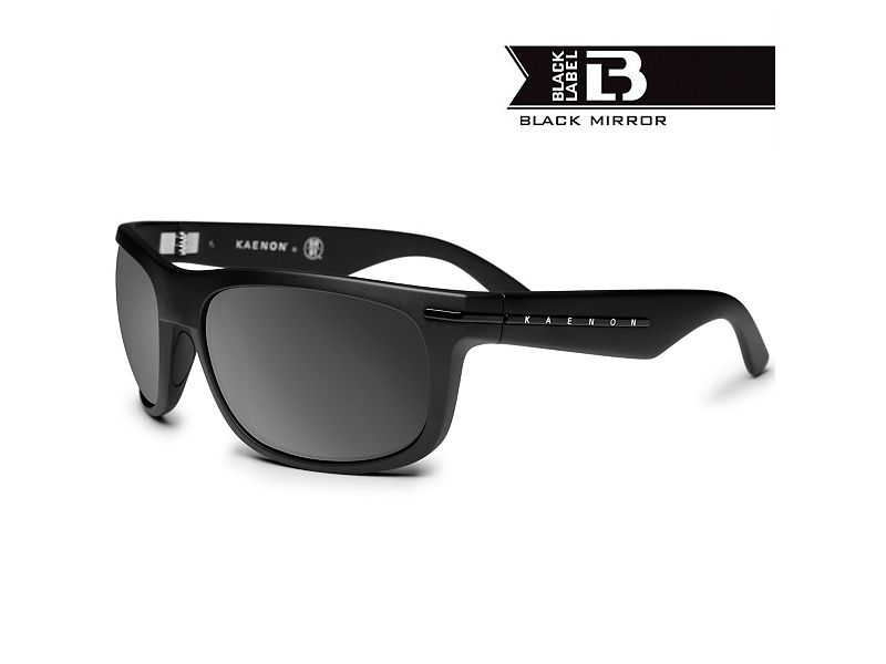 Kaenon Polarized Burny Black Label Sunglasses