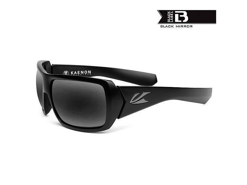 Kaenon Polarized Trade Black Label Sunglasses