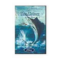 Inside Sportfishing Pure Platinum Accurate Style VHS Video