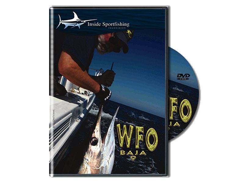 Inside Sportfishing Baja Part 9 - WFO On The Marlins DVD