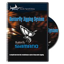 Inside Sportfishing Butterfly Jigging System DVD