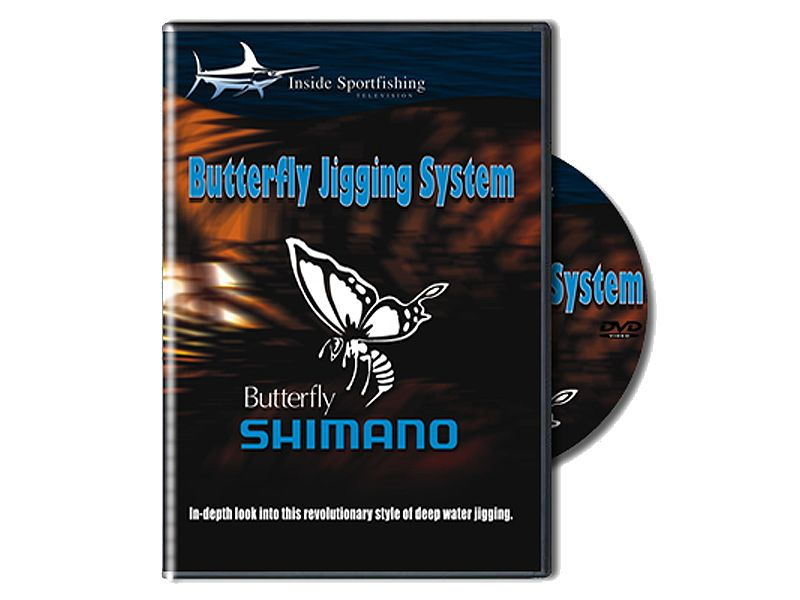 Inside Sportfishing Butterfly Jigging System DVD