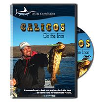 Inside Sportfishing Calicos On The Iron DVD