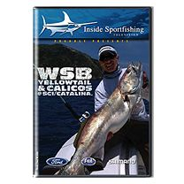 Inside Sportfishing WSB Yellowtail And Calicos At SCI-Catalina DVD