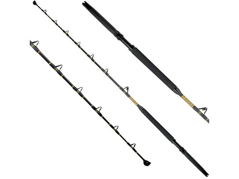 Penn Stand-Up V Series Rods - Roller Stripper/Tip