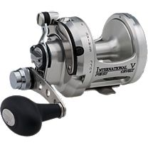 Penn International VSX Silver Reels