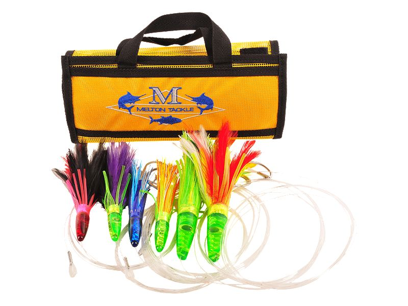 Zuker's Tuna Lure Packs