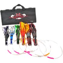 Zuker's ZM Marlin Lure Packs