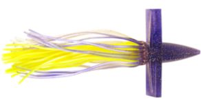 Moldcraft Hooker Soft Birds - 2 - Purple/Silver/Yellow