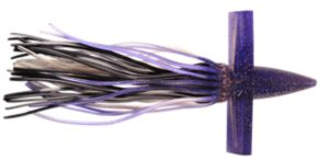Moldcraft Hooker Soft Birds - 4 - Purple/Silver/Black