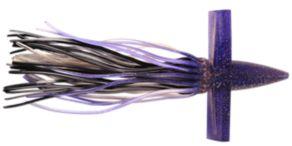 Moldcraft Hooker Soft Birds - 4 - Purple/Silver/Black